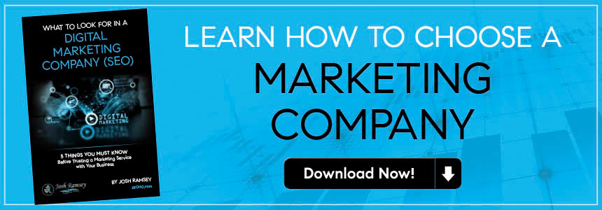 how to find a digital marketing company